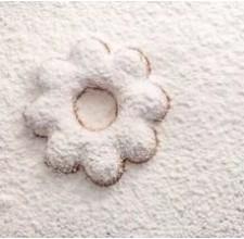 Сахарная пудра нетающая белая, 500гр
