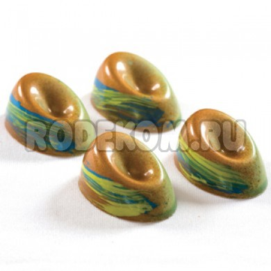 Форма для конфет - Пралине (PC39)