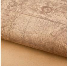 """Бумага упаковочная """"Дерево и письма"""" 50*70 см. (2771496)"""