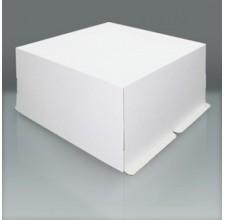 Упаковка для торта  - Белая, 30*40*h26см. (SP 30*40*26)