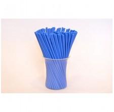 Палочки для кейк-попс  синие, 50шт