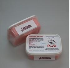 "Сахарная мастика для торта ""РэМ""- Светло-розовая, 250 гр."
