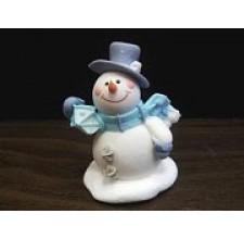 Сахарная фигурка - Снеговик (22985)