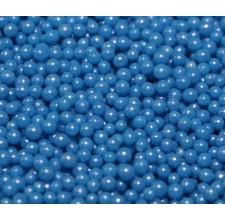 Посыпка кондитерская - Взорванные зерна риса - голубой жемчуг, 50гр. (152048)