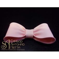 Бантик из мастики - Розовый (11185*B/p)