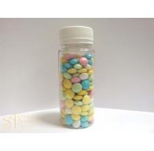 Диски с шоколадной начинкой - Разноцветные, 10мм. 50гр. (50/AI 15130/p)
