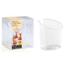 Пластиковый стаканчик - Греческий, 50мл. 18шт. (PMOCO 0081800)