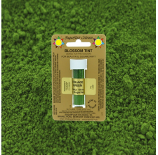 Цветочная пыльца Sugarflair - Зеленая листва, 7мл. (5421)