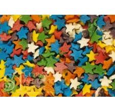 Посыпка кондитерская - Звезды разноцветные, 50гр. (50/tp15819)