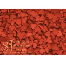 Посыпка кондитерская - Сердечки красные, 50гр. (50/tp16052)