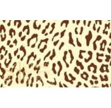 Переводные листы для шоколада, 30*40см. - Леопард, 12шт. (81784*R)