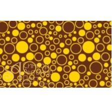 Переводные листы для шоколада, 30*40см. - Пузыри, 12шт. (81795*R)