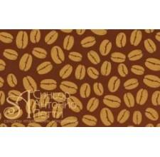 Переводные листы для шоколада, 30*40см. - Кофе, 12шт. (81821*R)