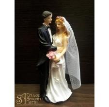 Свадебная фигурка - Свадебная пара (28360/p)