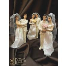 Свадебная фигурка - Свадебная пара (28911/p)