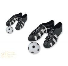 Игровой комплект - Футбольные бутсы и мяч (24096/p)