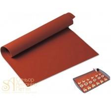 Силиконовый антипригарный коврик, 60*40см. (SILICOPAT 1/RRUS)