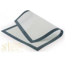 Силиконовый антипригарный коврик на тканной основе, 51*31см. (SILICOPAT 2B)
