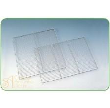 Решетка из нерж. стали  для стекания глазури, квадратная, 30*30см. (PR 30X30)