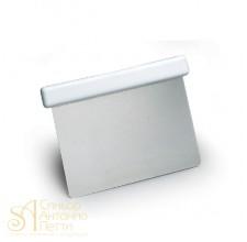 Скребок металлический прямоугольный, 130*100см. (50 RAS 1)