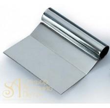 Скребок металлический изогнутый, 120*115мм. (RC 115)