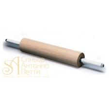 Деревянная скалка, 40см. (RLS 40)