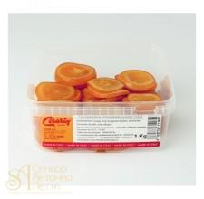 Цукаты - Апельсиновые дольки, 1кг. (LCT 631120121)