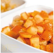 Цукаты - Кожура апельсина, 6*6мм., 5кг. (MRFFC0007)