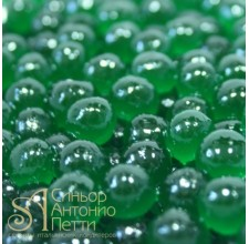 Желейные шарики, 13-15мм. 900гр. Зеленые (JELB L13-15)