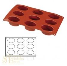 Форма для выпечки HappyFlex - Овал (HF 03030)