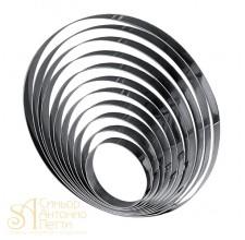Металлическая форма - Круг, 18см. (1H2x18RU)