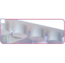 Пластиковый выдавливатель - Круг (EM 1)