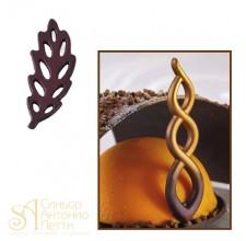 Форма для изготовления шоколадных фигурок (20-D003)