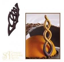 Форма для изготовления шоколадных фигурок (20-D005)