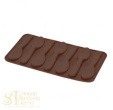 Силиконовая форма для конфет - Ложка (HF 05678)