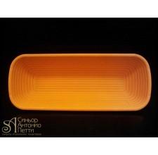 Форма для хлеба - Прямоугольная, 35*13см. (BASKET 106)