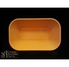 Форма для хлеба - Прямоугольная, 24*14,5см. (BASKET 108)