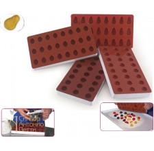 Форма для отливки мармелада JelliFlex - Груша (SG 02)