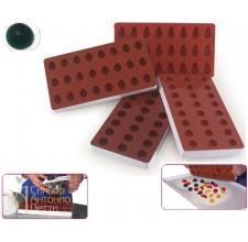 Форма для отливки мармелада JelliFlex - Полусфера (SG 04)