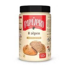 """Смесь для приготовления хлеба Dr. Papavero - """"Восемь зерен"""", 0,5кг (PV 06)"""