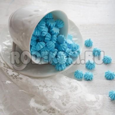 """Мини-безе """"Голубые"""" (22415/2)"""