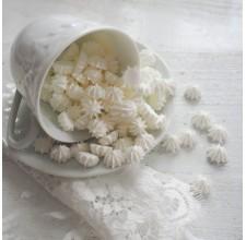 """Мини-безе """"Белые"""" (22415/1)"""