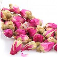 Цветы Бутоны Роз, сушеные, 25 гр